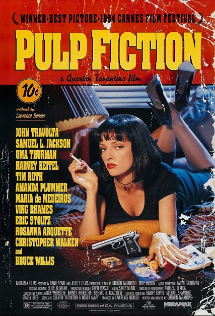 Pulp Fiction 1994 BluRay Remux 1080p