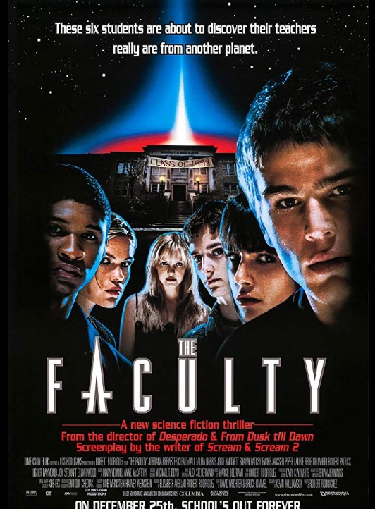 The Faculty (1998) Bluray Remux 1080p AVC DTS-HD MA 5 1