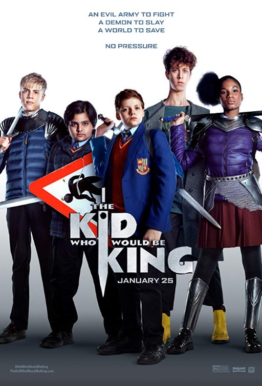 The Kid Who Would Be King (2019) Bluray Untouched-TTG